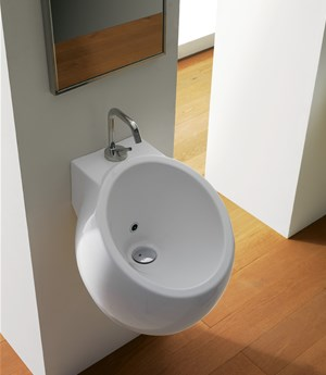 Lavabo suspendu Planet 45