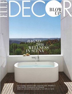 elle decor blow up